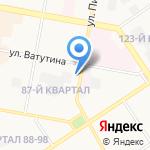 М-Холдинг на карте Дзержинска