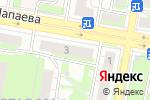 Схема проезда до компании Елена в Дзержинске