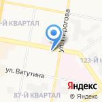 Елена на карте Дзержинска