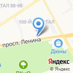 Инженерно-Геологические Изыскания в Строительстве на карте Дзержинска