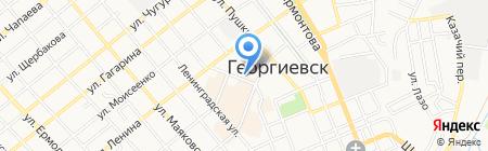 КомПикк на карте Георгиевска