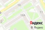 Схема проезда до компании КомплектЭнергоМонтаж в Дзержинске
