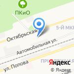Авто`Р на карте Дзержинска