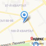 СкифСтрой на карте Дзержинска