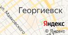 М.А.Ф. на карте