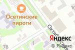Схема проезда до компании Юристъ в Георгиевске