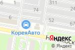 Схема проезда до компании Volt в Дзержинске