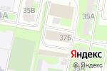 Схема проезда до компании БизнесГарант в Дзержинске