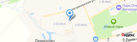 FIXprice на карте Богородска