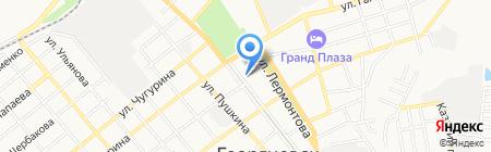 Росгосстрах на карте Георгиевска