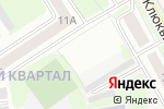 Схема проезда до компании Репортер и время в Дзержинске