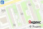 Схема проезда до компании Фаворит в Дзержинске