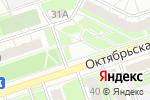 Схема проезда до компании Пиваська в Дзержинске