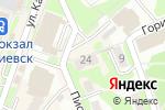 Схема проезда до компании Ваш юрист в Георгиевске