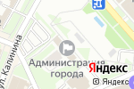 Схема проезда до компании Дума г. Георгиевска в Георгиевске