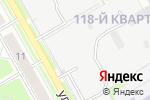 Схема проезда до компании Дзержинский госпиталь ветеранов войн им. А.М. Самарина в Дзержинске