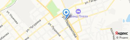 Детский сад №1 им. 8 Марта на карте Георгиевска
