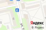 Схема проезда до компании Московская ярмарка в Богородске