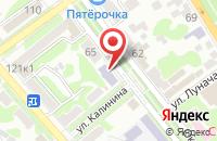 Схема проезда до компании Дом детского творчества в Георгиевске
