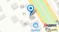 Компания АВЕС ПАК на карте
