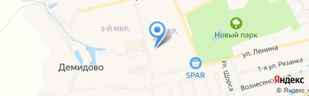 Банкомат Волго-Вятский банк Сбербанка России на карте Богородска