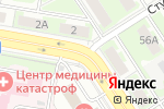 Схема проезда до компании Pick Point в Дзержинске