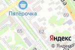 Схема проезда до компании Beauty в Георгиевске
