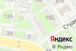 Схема проезда до компании Сфера Люкс в Дзержинске