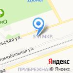 Хозинвентарь.Сад и Дача на карте Дзержинска