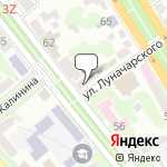 Магазин салютов Георгиевск- расположение пункта самовывоза