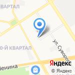Детский сад №118 комбинированного вида на карте Дзержинска