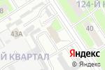 Схема проезда до компании Геос в Дзержинске