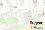 Схема проезда до компании Калинов мост в Дзержинске