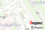 Схема проезда до компании АСТО в Дзержинске