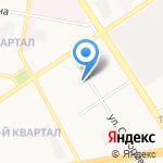 Надежда на карте Дзержинска