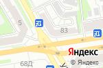 Схема проезда до компании Флирт в Дзержинске