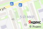 Схема проезда до компании Магазин овощей и фруктов в Дзержинске