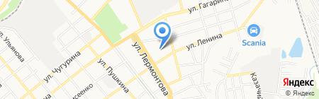 Детский сад №13 Теремок на карте Георгиевска