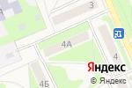 Схема проезда до компании Фея в Богородске