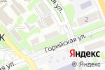 Схема проезда до компании Радуга в Георгиевске