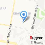 Детский сад №120 на карте Дзержинска