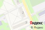 Схема проезда до компании Участковый пункт полиции в Богородске