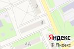 Схема проезда до компании Ателье в Богородске