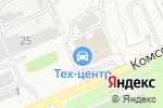 Схема проезда до компании Турист в Богородске