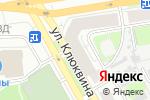 Схема проезда до компании Платежный терминал в Дзержинске