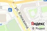 Схема проезда до компании Сантехстрой в Дзержинске
