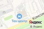 Схема проезда до компании Сакура в Богородске