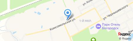 Тех-центр на карте Богородска