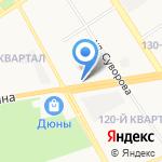 РубльБум на карте Дзержинска