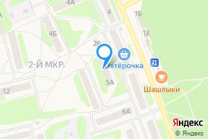 Сдается однокомнатная квартира в Богородске 2-й микрорайон, 5А